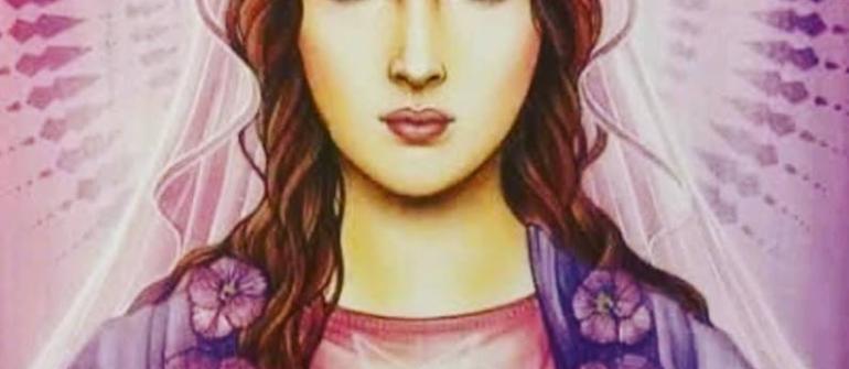 CONEXÃO COM A MÃE DIVINA – LADY PORTIA