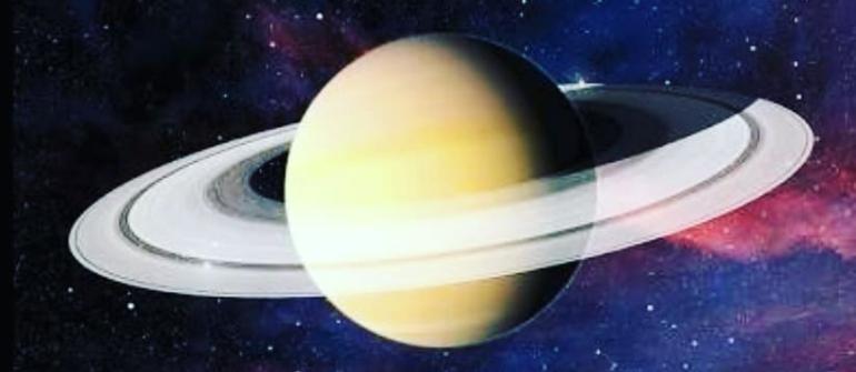 E Saturno está em Capricórnio